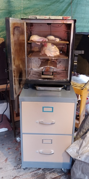 Irst Smoke-turkey