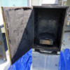 smoker cleaning before 2